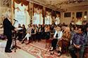 Wakil Duta besar Dr Umar Hadi di Castle Zeist, 2011.