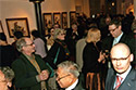 Ambassador Dr. E.F. Habibi at the opening of the exhibition in the Westfries Museum in Hoorn, 2007