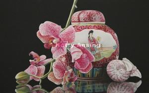 nr 37 Fleur de Chine