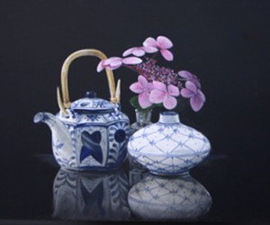 Chinese Theepot