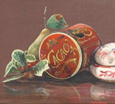 Herinnering aan cacao