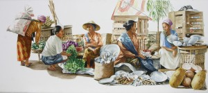 Pasar tradition